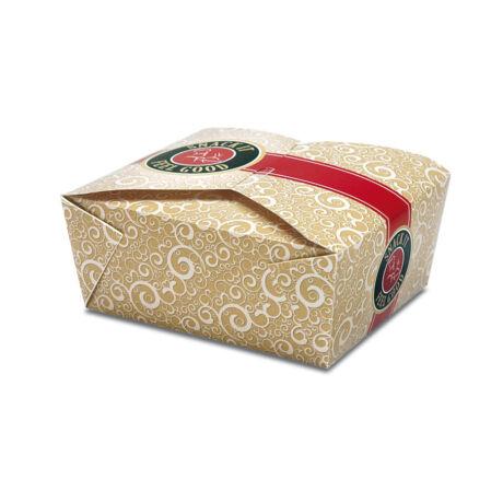 Tésztás doboz - 14 x 12 x 6,5 cm