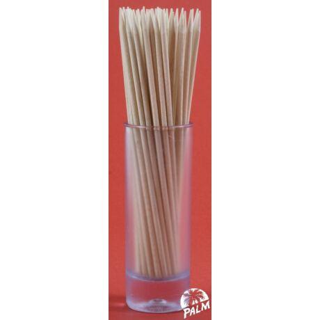 Saslik pálcika fanyárs - 15 cm