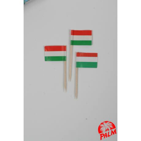 Magyar zászló pálcika