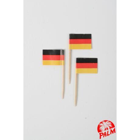 Német zászló pálcika