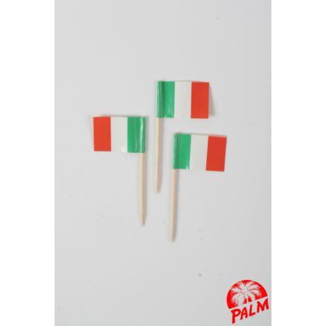 Olasz zászló pálcika
