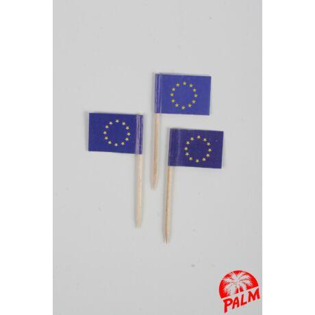 EU zászló pálcika