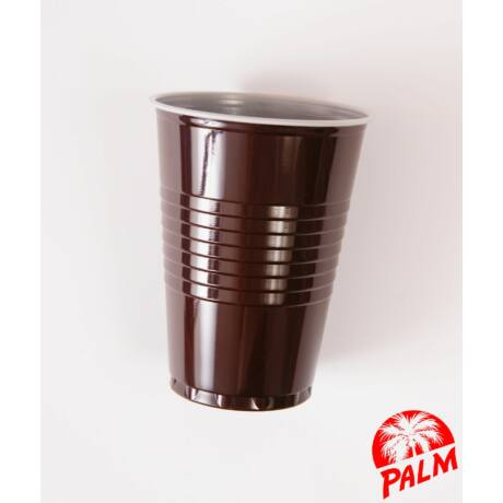 Műanyag automata (kávés) pohár - 1,8 dl