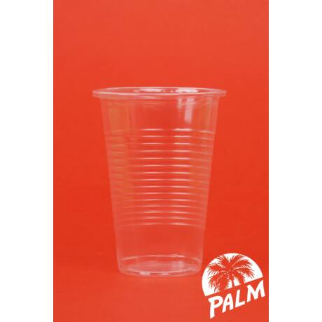 Műanyag pohár - 2 dl