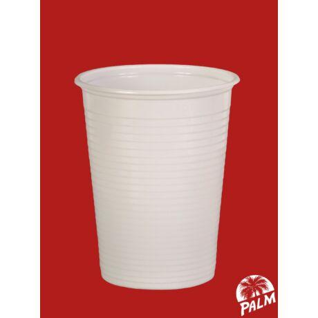 Műanyag pohár - 5 dl