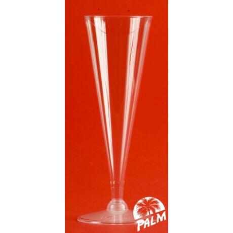 Pezsgős pohár - 1 dl