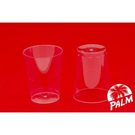 Pálinkás (snapszos) pohár - 4 cl