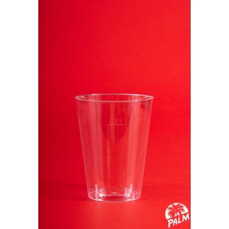 Highball (üdítőitalos) pohár - 2 dl