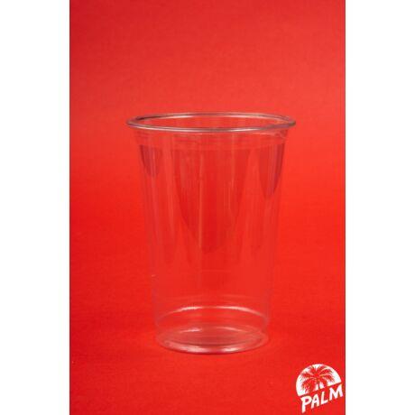 Koktélos pohár - 4 dl