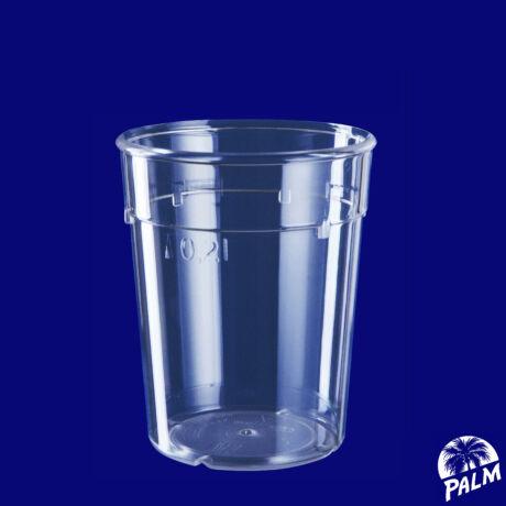 Pohár - többcélú - 2 dl
