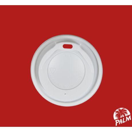 Tető ivólyukkal (fehér) - Ø 80mm