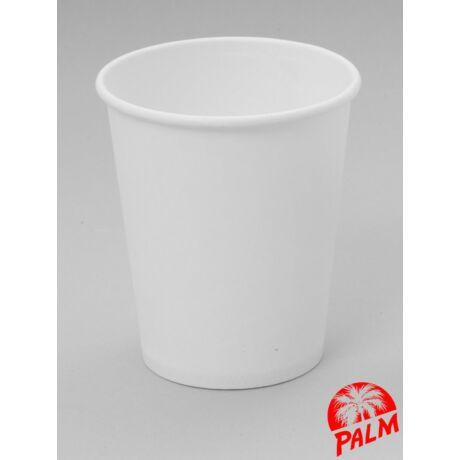 Papírpohár (fehér) - Ø 70 mm - 1,5 dl
