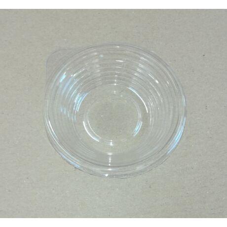 Szószos tál - átlátszó - 40 ml