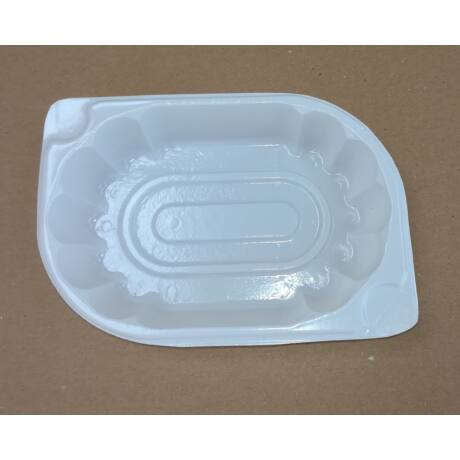 Savanyúságos tál - fehér - 200 ml
