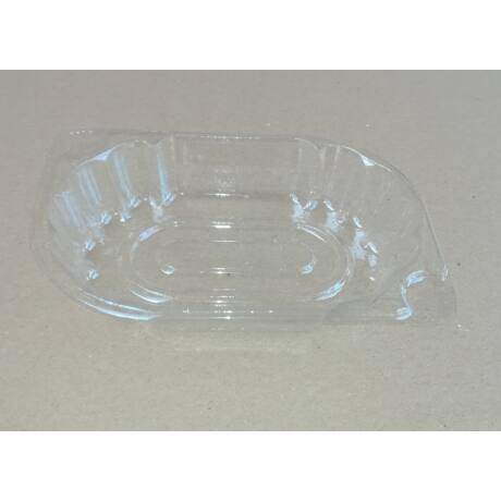 Savanyúságos tál - átlátszó - 200 ml