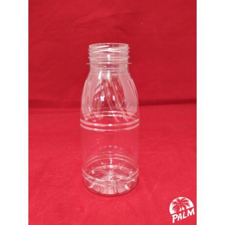 Műanyag palack - 0,25 l