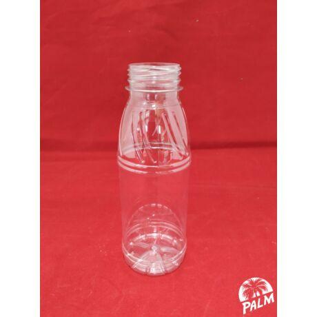 Műanyag palack - 0,33 l