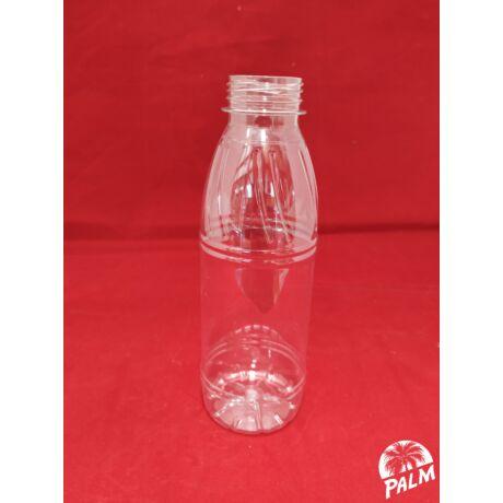 Műanyag palack - 0,5 l