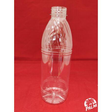 Műanyag palack - 1 l