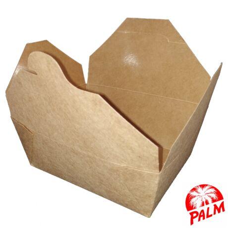Flamobox - 1300 ml nyitva