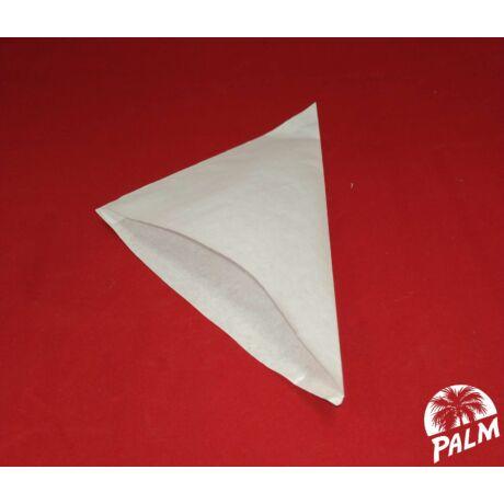 Zsírálló háromszög zacskó 15 cm x 15 cm